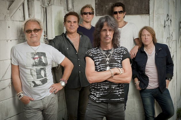Foreigner in concert Sept. 6th
