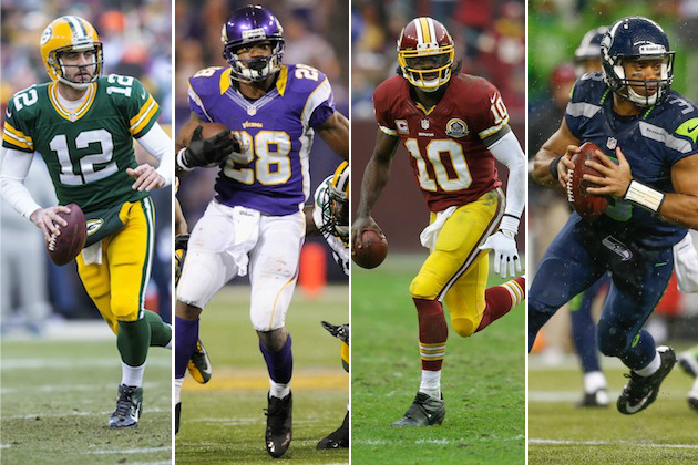 NFL Wild Card 2012-13